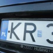 Прикарпатські поліцейські спіймали львів'янина, який крав номерні знаки та вимагав викуп у власників