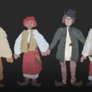 Діти з Харкова створили мультфільм про Закарпаття