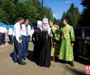Стало відомо, коли на Прикарпаття завітає Патріарх Філарет