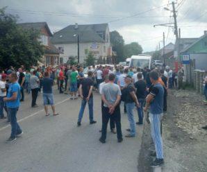 """Якщо влада не піде назустріч протестувальникам, завтра дорогу на """"Буковель"""" заблокують повністю"""