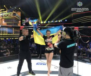 Патрульна з Івано-Франківська здобула перемогу на змаганнях в Китаї (фото)