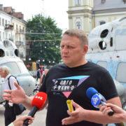Олександр Шевченко підвів перші підсумки по Фестивалю «Porto Frankо» (відео)