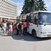 """27 франківських дітей відправились на відпочинок у """"Перлину Придністров'я"""""""
