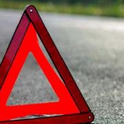 ДТП на Івано-Франківщині: автобус перекинувся в кювет