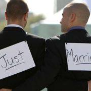 Закон про одностатеві шлюби чи закон про визнання закоханих будь-якої орієнтації, які перебувають в цивільних стосунках