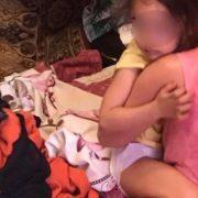 Батьки ґвалтували свою 4-річну доньку, знімаючи це на відео (фото,відео)