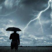 Прикарпаття заллють дощі, подекуди з градом