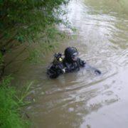 На міському озері Івано-Франківська водолази шукають тіло чоловіка