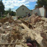 """""""Його тіло з-під фундаменту відкопували лопатами"""": На Львівщині трагічно загинув чоловік"""