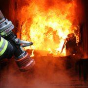 В Івано-Франківську ледь не згоріла багатоповерхівка