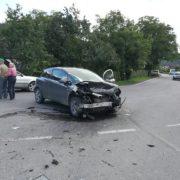 Журналіст виклав у мережу відео карколомної аварії у Косові (фото + відео)