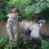 На Калущині втопився 71-річний чоловік