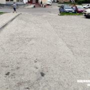 У Франківську двоє молодиків з ножем у руках вчинили розбійний напад. ФОТО