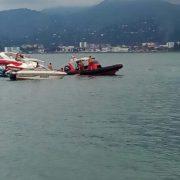 У Грузії в море впав дельтаплан з українцем