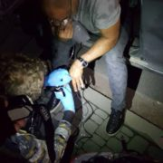 Іванофранківець, який гасив газовий котел у власному будинку, отримав опіки. ФОТО