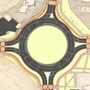 У Франківську кільце Довженка-Мазепи-Набережна планують реконструювати за 9,5 мільйонів
