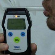 У Косові поліцейські спіймали нетверезим 21-річного водія, якого суд раніше позбавив прав за п'яну їзду