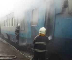 """Ролик із """"пожежею потяга на Коломищині"""" зняли у сусідній області два роки тому"""
