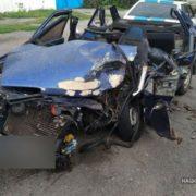 Знову аварія: Під час лобового зіткнення постраждали діти