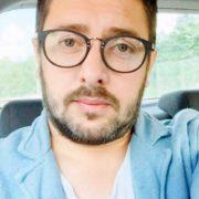 Телеведучий Олексій Суханов розповів, як йому вдалося лише за рік вивчити українську мову