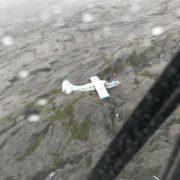 У горах  розбився пасажирський літак, на борту якого було 11 людей (фото)