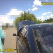 Водій запропонував патрульним хабар у 100 доларів, аби вчинили «по-людськи» (відео)