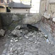 В Івано-Франківську обвалився балкон, є постраждалі. ФОТО/ВІДЕО