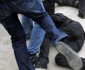На Прикарпатті, за участі поліцейських, відбулось жорстоке побиття людини – активіст (відео)
