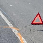 У Франківську п'яний водій автомобіля врізався у бетонну плиту – постраждав його малолітній син