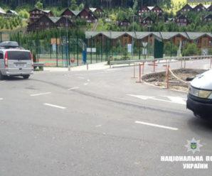 На Буковелі побилися туристи з працівником курорту. ФОТО
