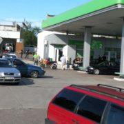 У Львові на дорозі мотоцикліст вистрелив в автомобіліста: Вирішив конфлікт