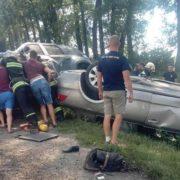 Масштабна аварія в Тернопільській області. Постраждали діти