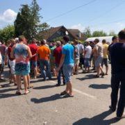 Мешканці Болехова вимагатимуть від влади відремонтувати центральну дорогу в місті