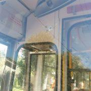 У Франківську не стріляли у тролейбус – це був камінь