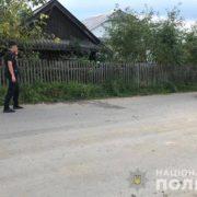 На Рожнятівщині мотоцикліст збив жінку (ФОТО)