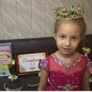 6-річна дівчинка з Коломиї  стала найкращою моделлю України (відео)
