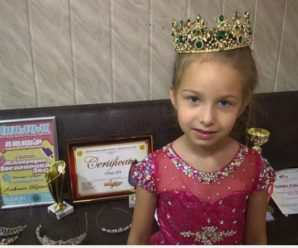 6-річна коломиянка стала найкращою моделлю України (відео)