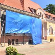 У Коломиї взялися за ремонт театру (відео)