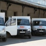 В Коломиї службовий автомобіль хлібокомбінату збив пішохода