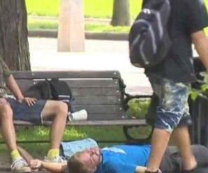 Масове передозування наркотиками: у парку біля відомого університету отруїлися майже 80 осіб