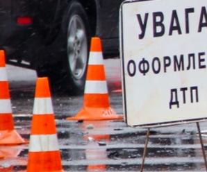 ДТП в Городенківському районі: Audi на іноземній реєстрації зіткнулося з трактором