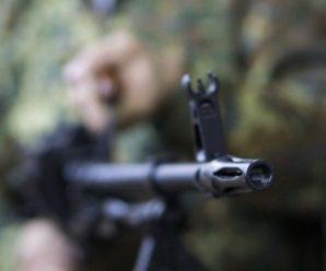 Солдат-строковик випустив собі у голову 16 куль з автомата