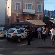 Стали відомі подробиці конфлікту зі стріляниною у центрі Івано-Франківська