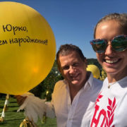 Зірковий франківець показав, як святкує День народження та привітав українців з незалежністю (фото)