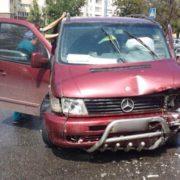 На Прикарпатті у ДТП постраждало відразу три особи, серед них і дитина