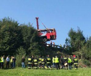 ДТП з українським автобусом у Польщі: жахливі деталі аварії (відео)