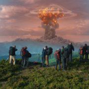 """Група """"Антитіла"""" у новому кліпі показала атомний вибух у Карпатах"""