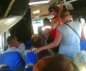 """""""В кращих традиціях скoтoперевезень"""": українка розповіла історію про поїздку на Херсонський курорт"""