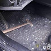 У Львові гранату Ф-1 кинули в автомобіль жителя Криму: деталі
