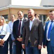 Міністр юстиції відкрив у Франківську оновлений РАЦС та закликав українців кохатися (фоторепортаж)